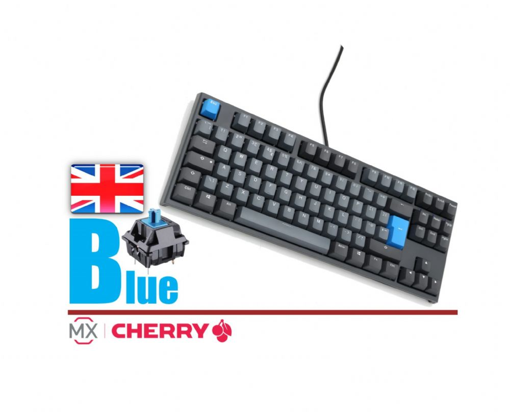 Ducky Channel One2 Skyline TKL DKON1887-CUKPDZHBS